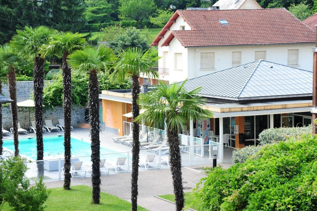Photo of the February 5, 2016 6:57 PM, Zenitude Hôtel-Résidences Lourdes : L'Acacia ***, 1 a chemin du Lannedaré, 65100 Lourdes, France