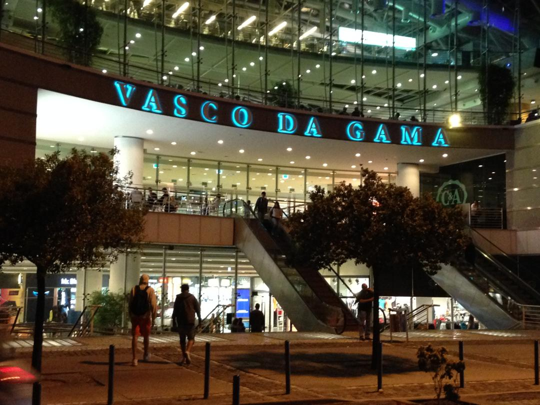 Foto del 5 de febrero de 2016 18:56, Centro Vasco da Gama, Av. Dom João II 40, 1990-094 Lisboa, Portugal