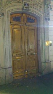 Foto del 24 de noviembre de 2016 17:00, Docteur Renée VERGNES, 247 Rue des Pyrénées, 75020 Paris, France