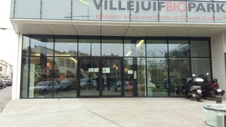 Foto vom 10. März 2017 11:09, Villejuif Bio Park, 1 Mail du Professeur Georges Mathé, 94800 Villejuif, Frankreich