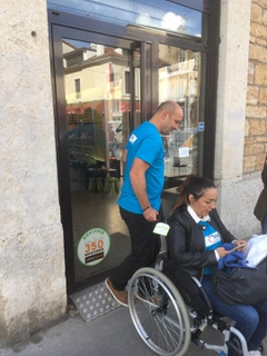 Photo du 7 septembre 2017 09:00, Opticien Vision Plus Lyon - Lafayette, 286 Cours Lafayette Angle, 1 Rue Etienne Richerand, 69003 Lyon, France