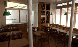 Foto del 5 de febrero de 2016 18:57, La Vieille Pays, 24 Rue Pajol, 75018 Paris, France