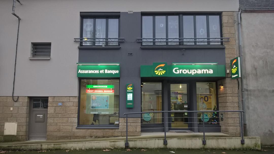 Compañía de seguros - Agence Groupama St Gildas Des Bois , Saint-Gildas-des-Bois