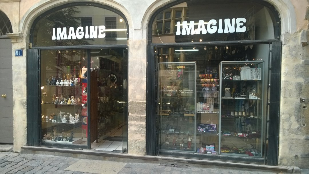 Photo du 6 octobre 2016 13:25, Imagine, 8 Rue Saint-Jean, 69005 Lyon, France