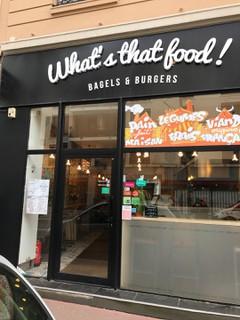 Photo of the March 23, 2018 10:40 AM, What's That Food, 186 Avenue des Frères Lumière, 69008 Lyon, France