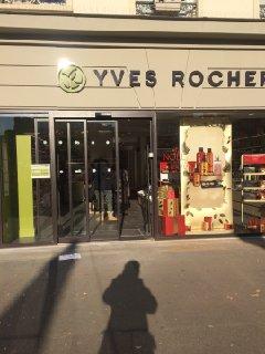 Photo of the November 30, 2016 12:35 PM, Yves Rocher, 5 Cours de Vincennes, 75020 Paris, Frankreich