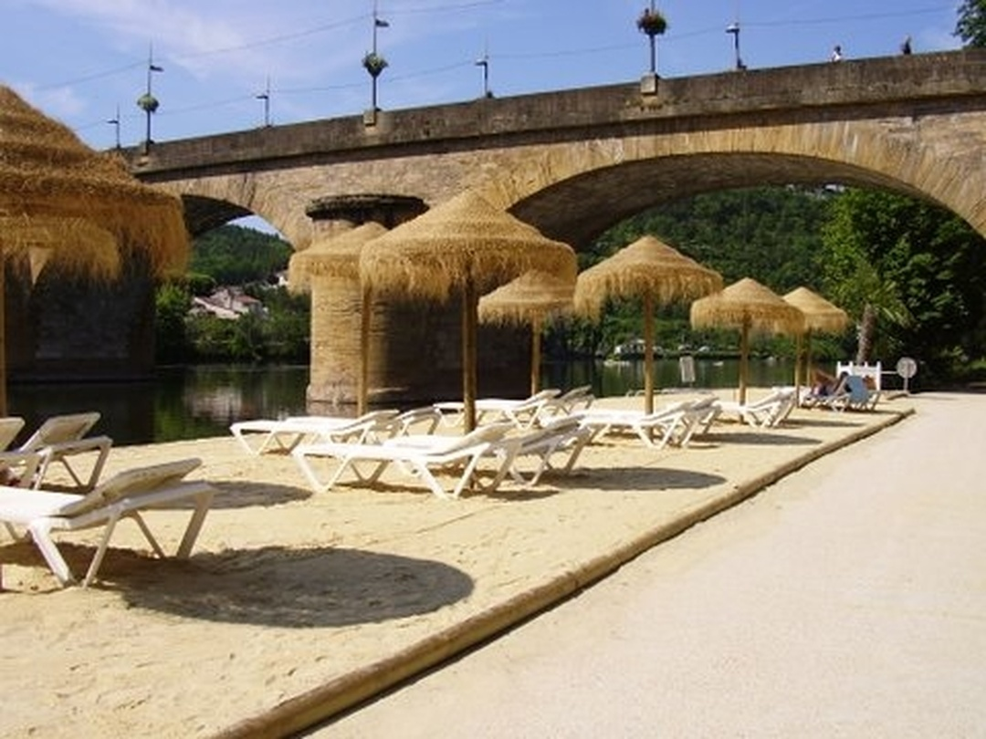 Photo du 5 février 2016 18:53, Cahors Plage, Cours Vaxis, 46000 Cahors, France