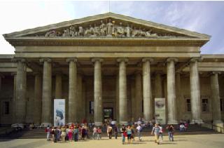 Photo du 5 février 2016 18:51, The British Museum, Great Russell St, Bloomsbury, London WC1B 3DG, Reino Unido