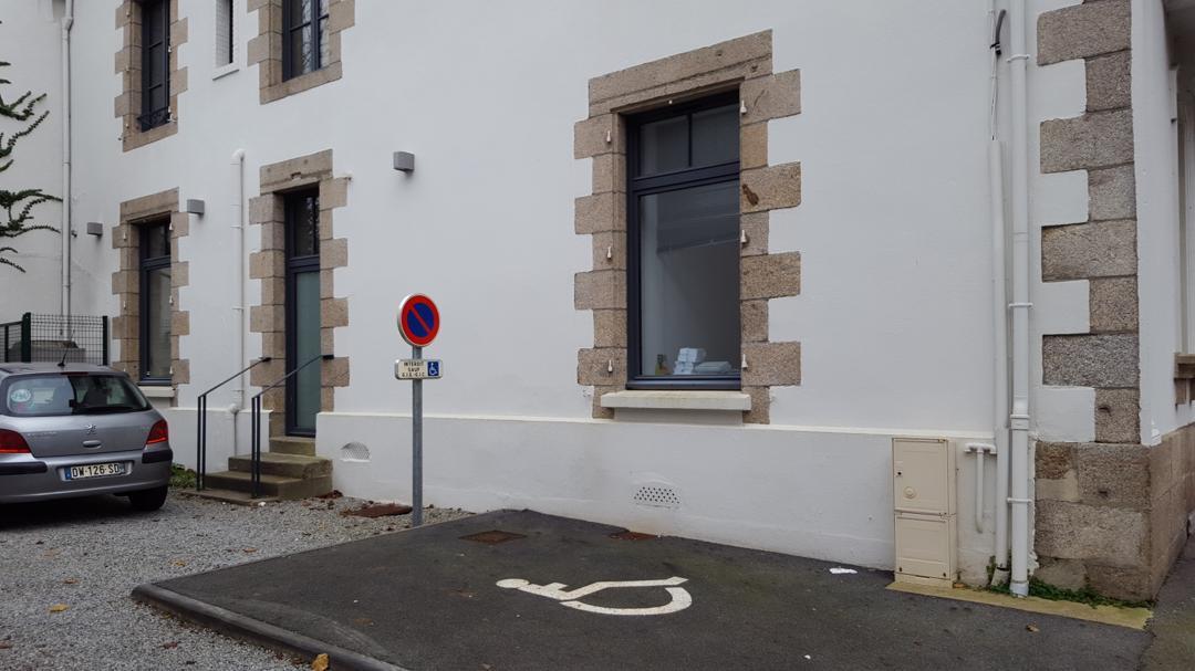 Foto del 5 de febrero de 2016 18:57, Agentie Groupama Asigurari, 88 Rue nationale, 56300 Pontivy, Francia