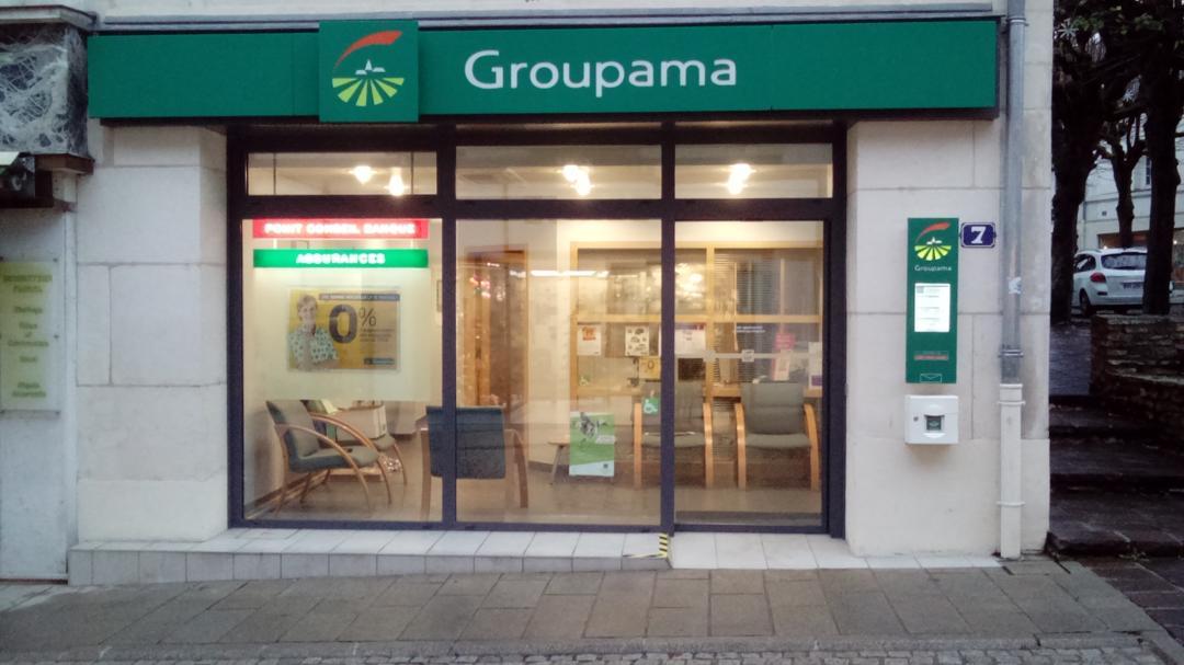 Compañía de seguros - Agence Groupama Longue , Longué-Jumelles