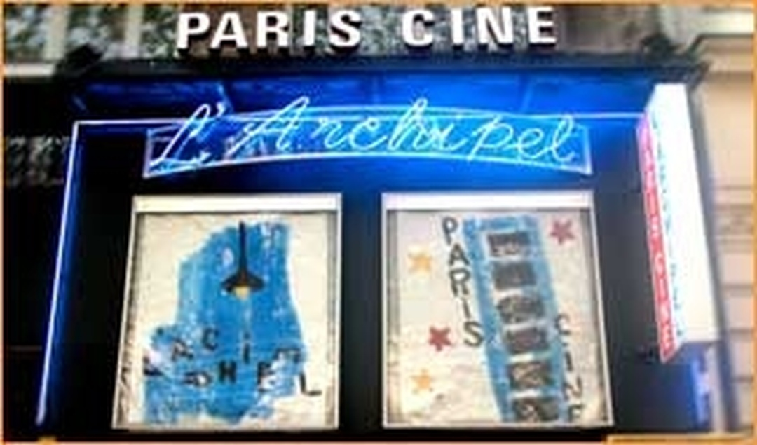 Foto vom 5. Februar 2016 18:48, L'Archipel - Théâtre & Cinéma, 17 Boulevard de Strasbourg, 75010 Paris, Frankreich