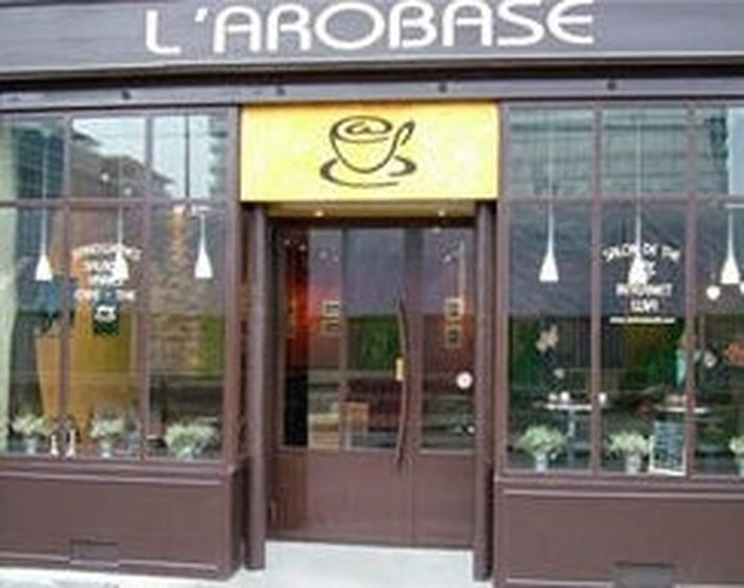 Foto del 5 de febrero de 2016 18:48, L'Arobase Café, 101 Rue du Chevaleret, 75013 Paris, Francia