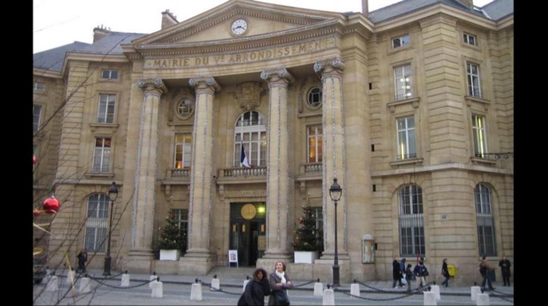 Foto del 5 de febrero de 2016 18:56, Mayor of the 5th arrondissement, 21 Place du Panthéon, 75005 Paris, Francia