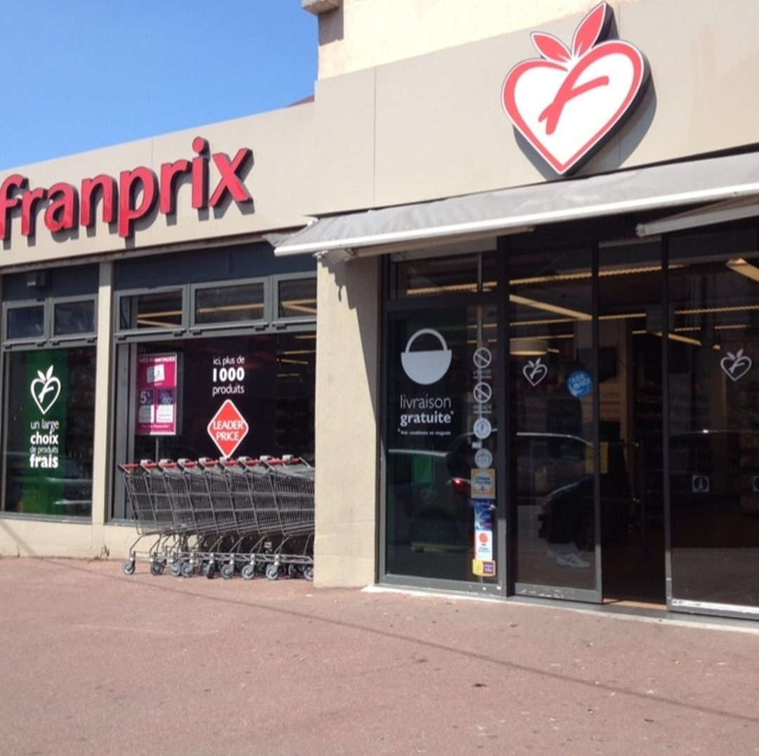 Foto del 5 de febrero de 2016 18:57, Franprix, 1 Place Saint-Léonard, 91100 Corbeil-Essonnes, Francia