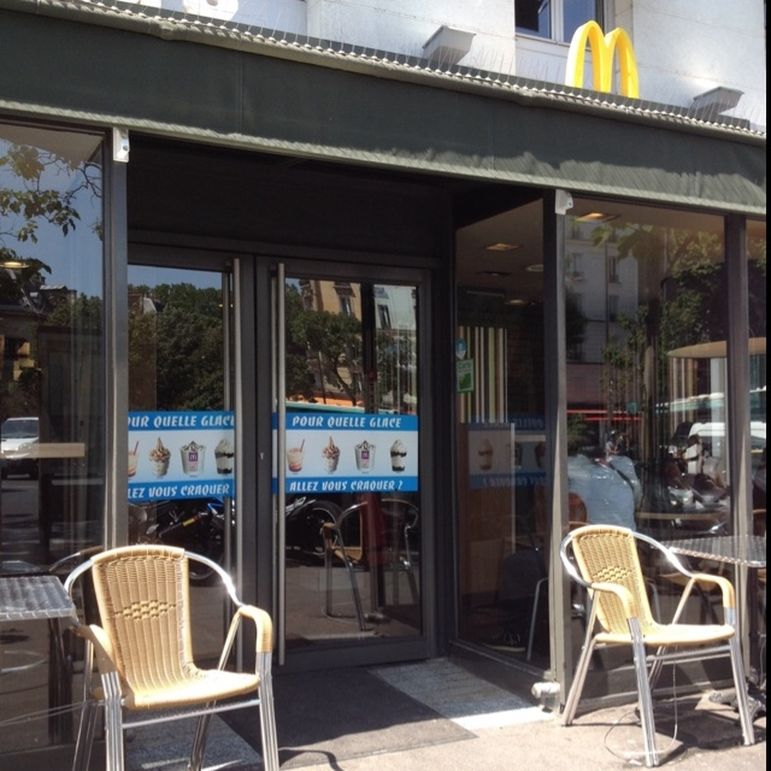 Photo du 5 février 2016 18:57, McDonal's, 7 Place Gambetta, 75020 Paris, France