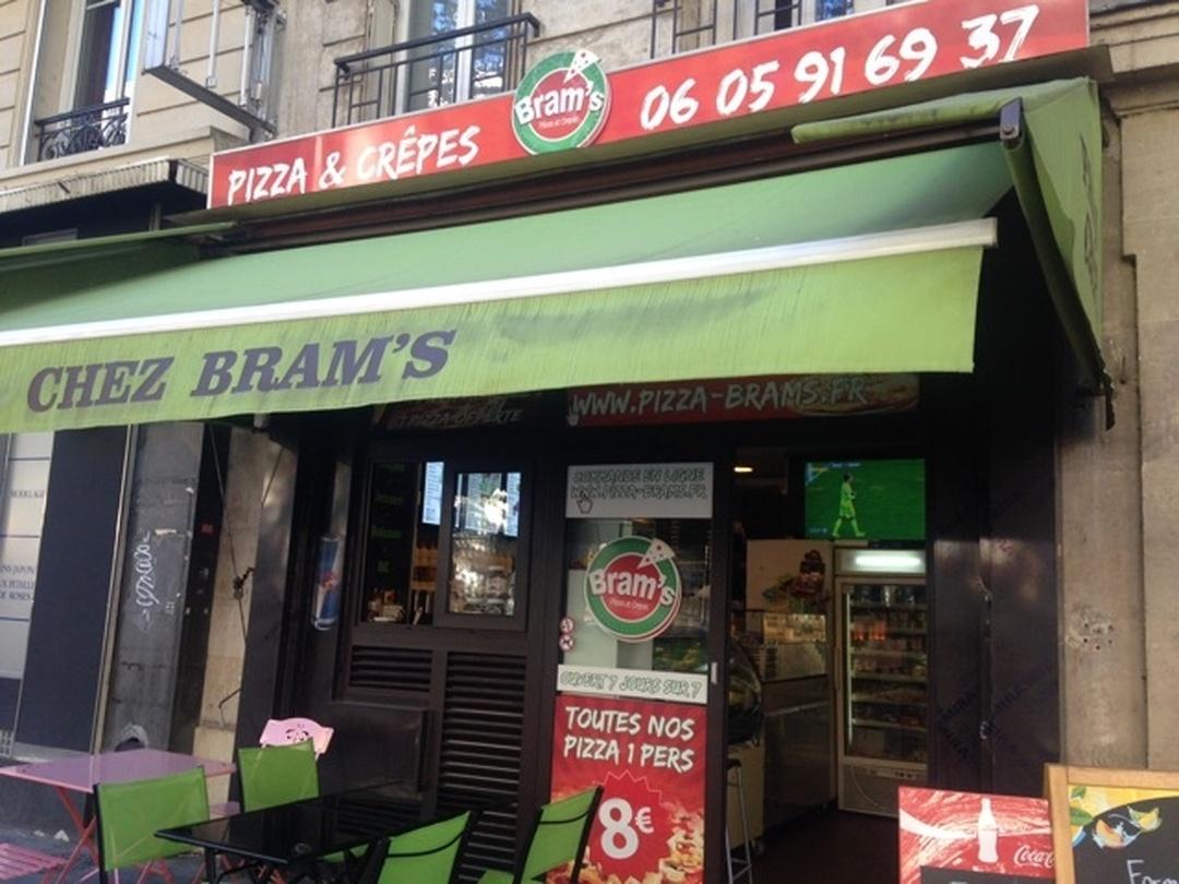 Foto vom 5. Februar 2016 18:57, Chez Bram's, 218 Boulevard Voltaire, 75011 Paris, France