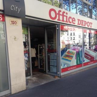 Photo du 5 février 2016 18:57, Office Depot, 190 Boulevard Voltaire, 75011 Paris, France