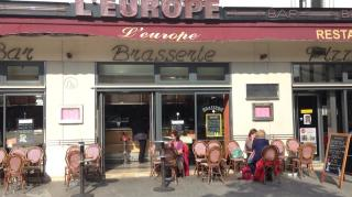 Foto del 5 de febrero de 2016 18:57, Brasserie de L'Europe, 87 Cours de Vincennes, 75020 Paris, France