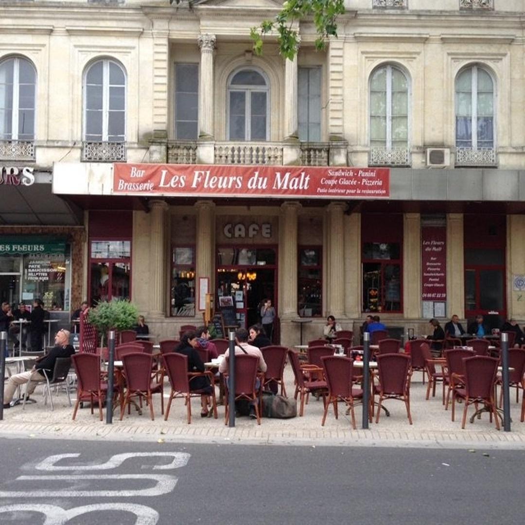 Foto vom 24. Mai 2016 22:49, Les fleurs du Malt, 18 Avenue Feuchères, 30000 Nîmes, Frankreich