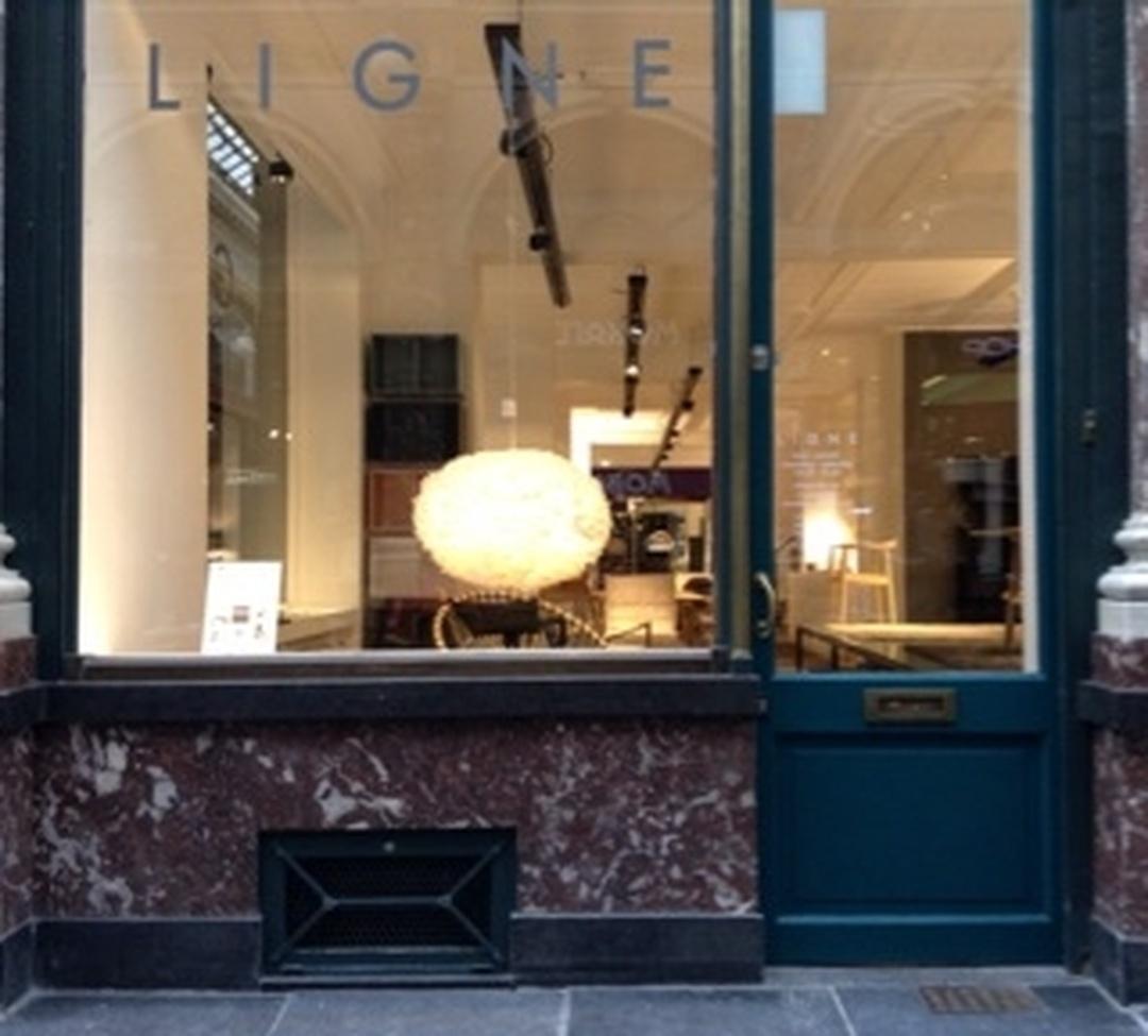 Foto del 5 de febrero de 2016 18:55, Ligne, Galerie du Roi 14, 1000 Bruxelles, Bélgica