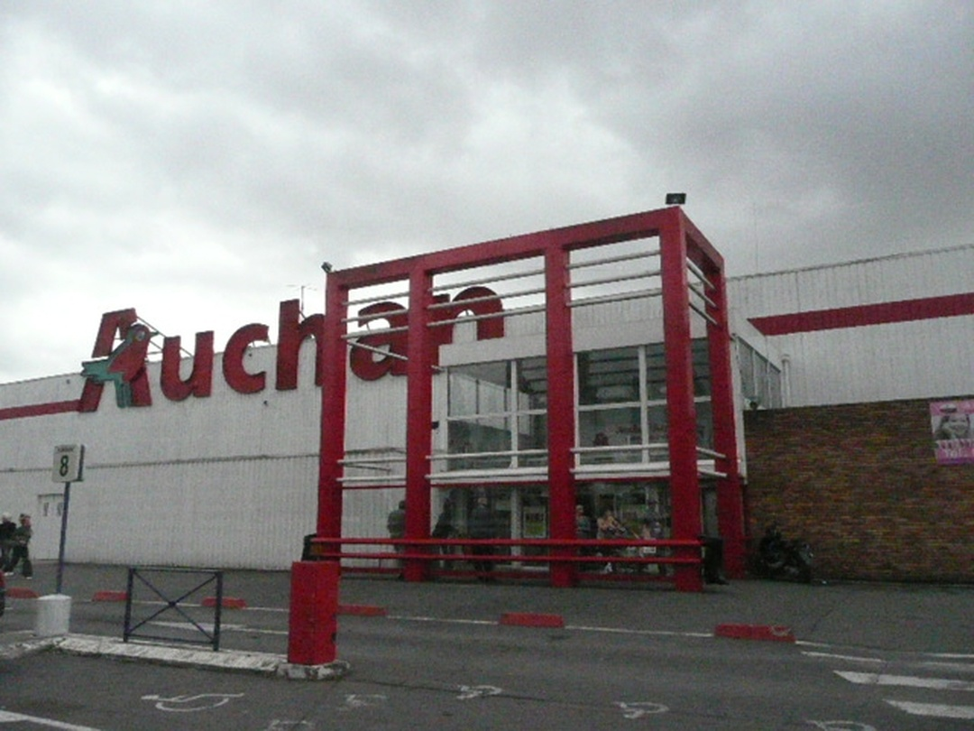 Photo of the February 5, 2016 6:49 PM, Traiteur Auchan Arras, 225 Avenue Winston Churchill, 62000 Arras, France