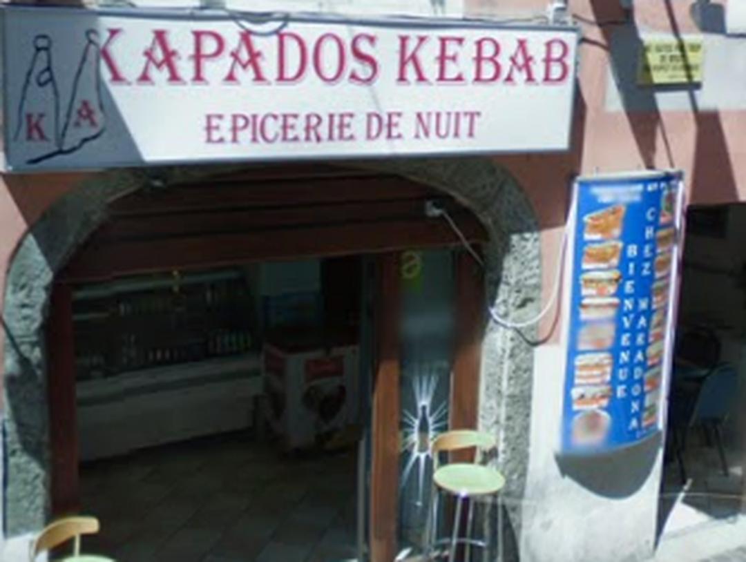 Fast Food Restaurant - Kapados Kebab , Chambéry