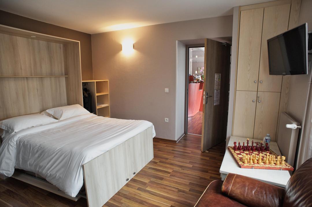 Photo of the February 5, 2016 6:53 PM, Brit Hotel Le Surcouf, 17 Avenue du Révérend Père Umbricht, 35400 Saint-Malo, France