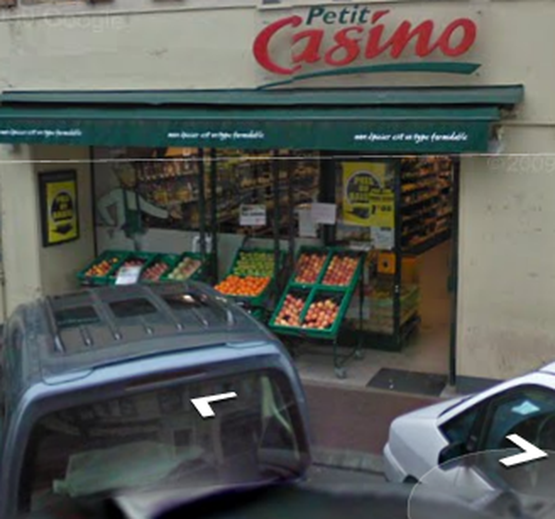 Supermarket - Distribution Casino France , Rumilly