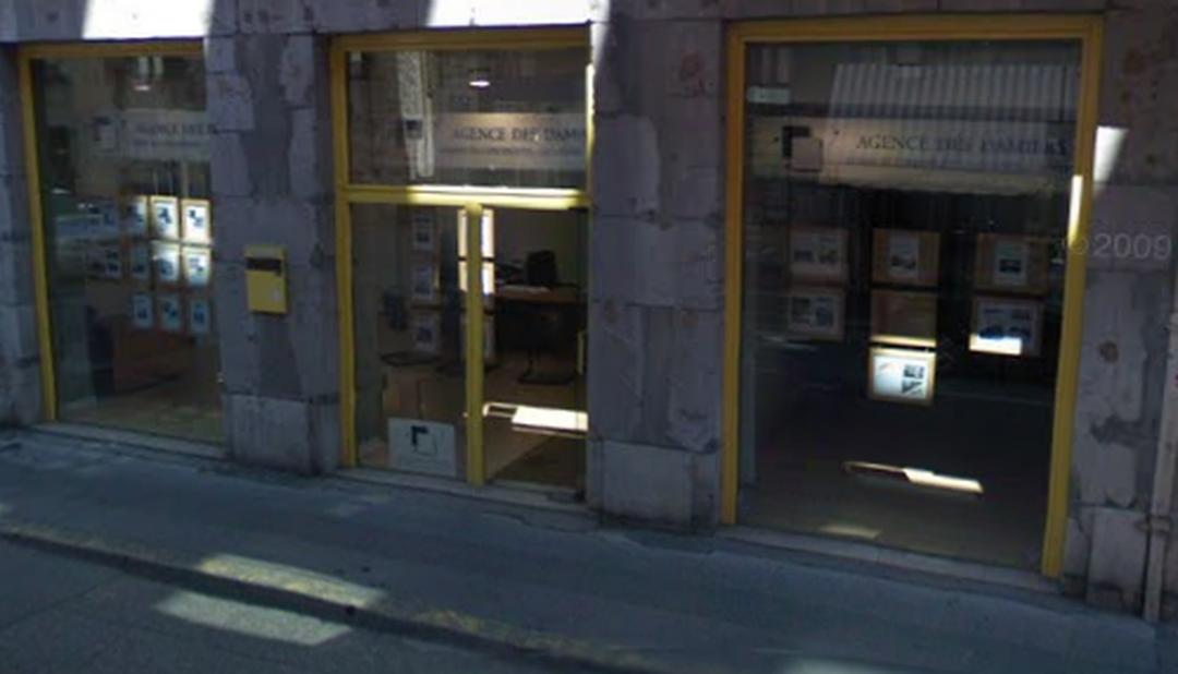 Foto del 5 de febrero de 2016 18:52, Agence des Damiers, 16 Rue de Boigne, 73000 Chambéry, France