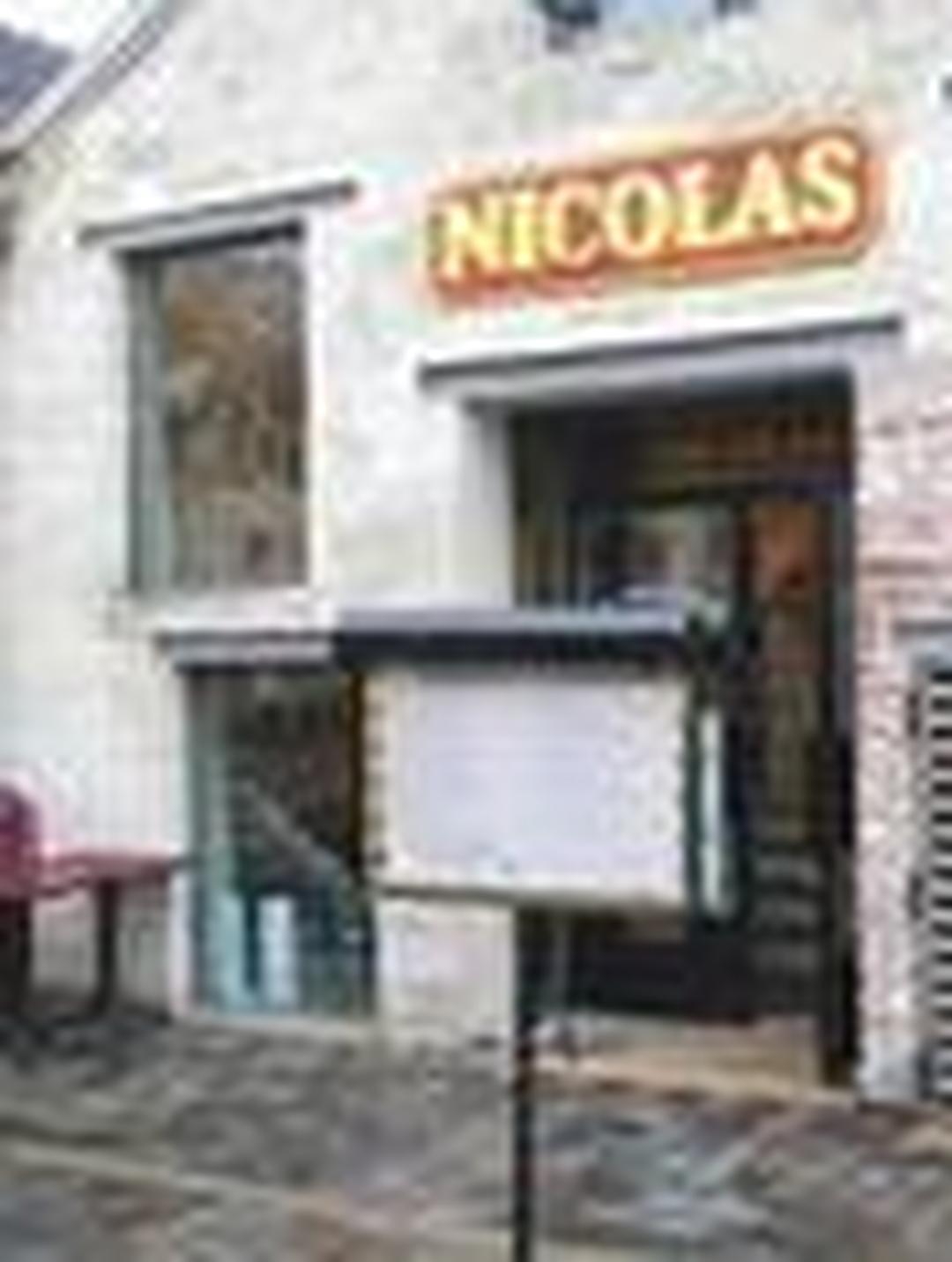 Bar - Nicolas , Paris