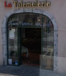 Foto vom 5. Februar 2016 18:52, Boulangerie La Talemelerie, 16 Rue du Sénat de Savoie, 73000 Chambéry, France