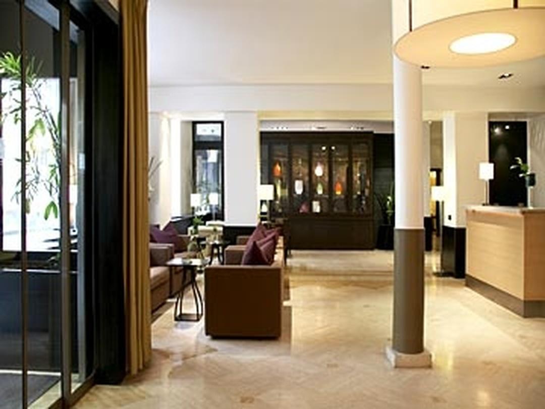 Foto vom 5. Februar 2016 18:48, Hotel Bel Ami Saint Germain des Prés, 7 Rue Saint-Benoît, 75006 Paris, Frankreich
