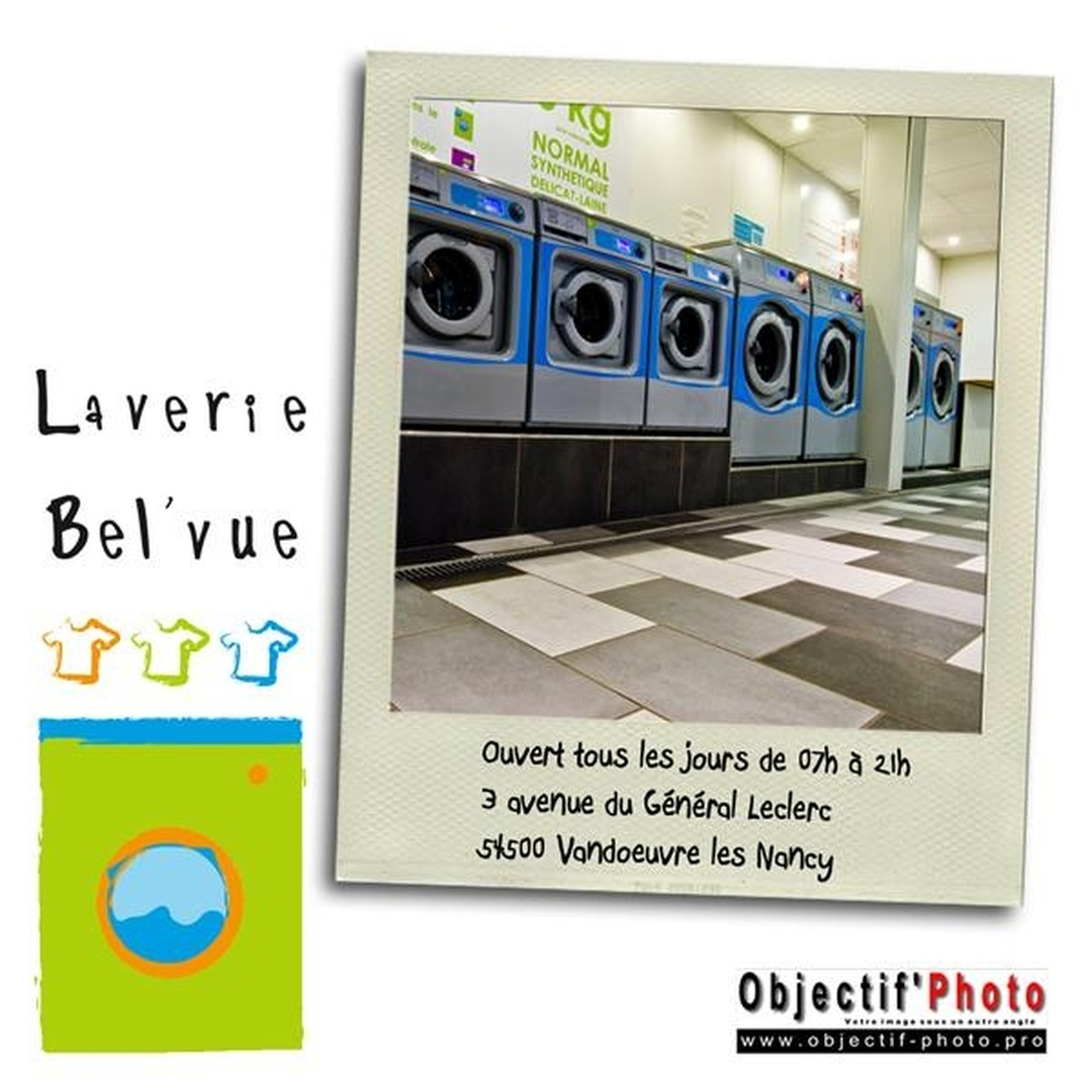 Laundry - Laverie Bel'vue , Vandoeuvre