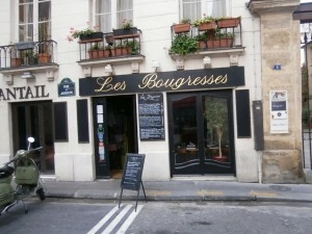 Foto del 5 de febrero de 2016 18:56, Les Bougresses, 6 Rue de Jarente, 75004 Paris, Francia