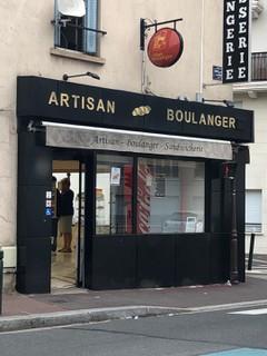 Foto del 21 de junio de 2018 6:14, boulangerie, 136 Avenue Félix Faure, 92000 Nanterre, France