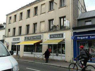 Foto del 17 de noviembre de 2017 12:06, boulangerie patisserie, 124 Rue Saint-Julien, Rouen, France