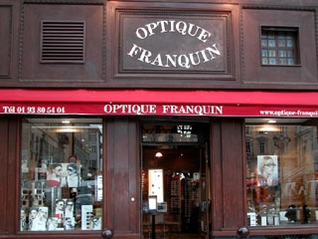 Opticien - Optique Franquin , Nice
