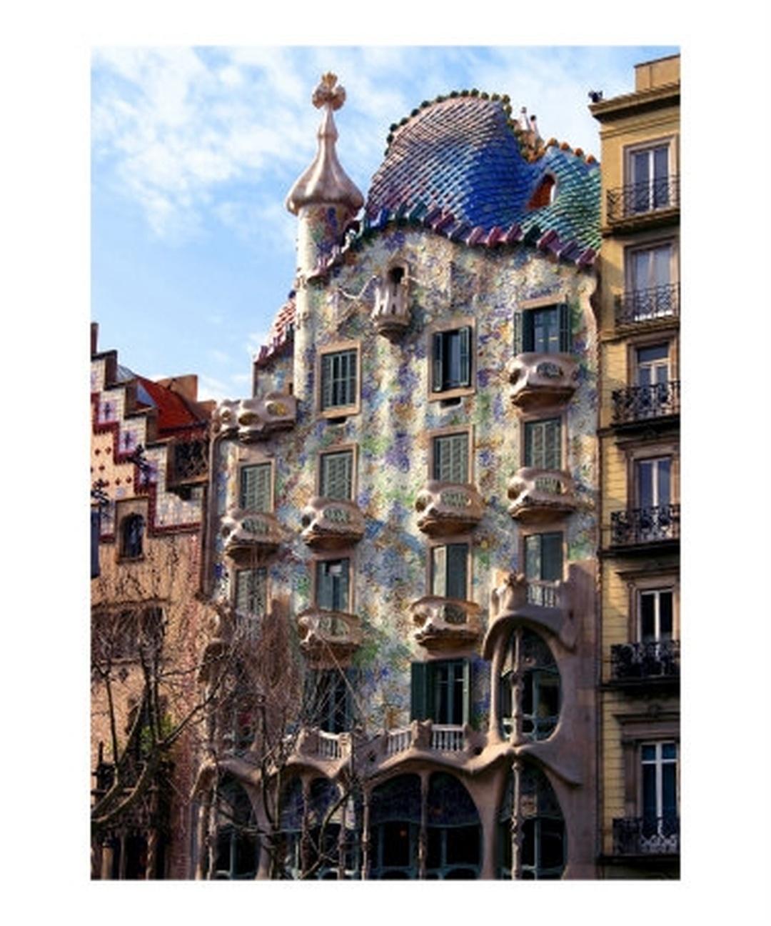 Photo du 5 février 2016 18:53, Casa Batlló, Passeig de Gràcia, 43, 08007 Barcelona, Espagne