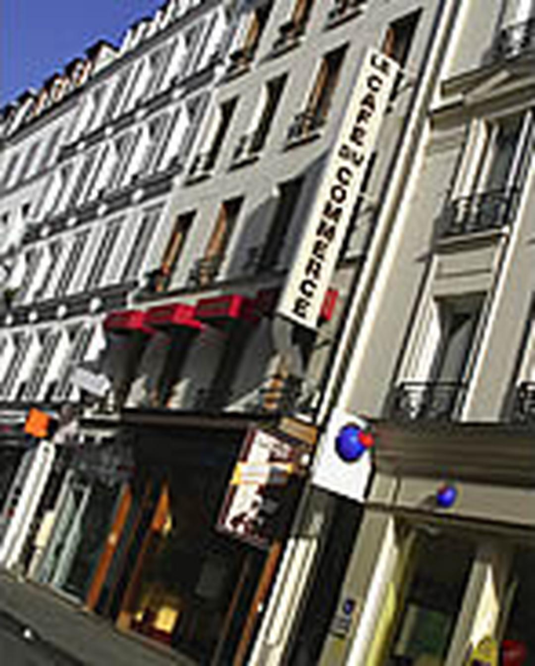 Bar - Le Café du Commerce , Paris