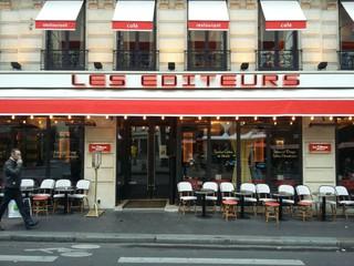 Photo du 4 novembre 2017 09:25, Les Éditeurs, 4 Carrefour de l'Odéon, 75006 Paris, France