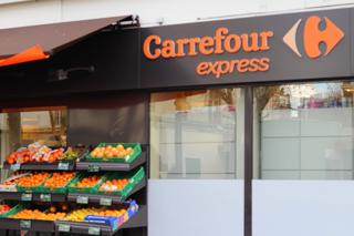 Photo of the February 5, 2016 6:55 PM, Carrefour Express Paris Diderot, 100 Boulevard Diderot, 75012 Paris, France