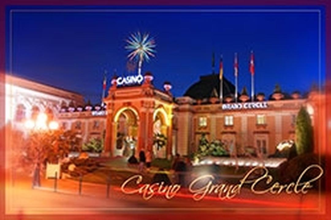 Photo du 5 février 2016 18:48, Casino Grand Cercle, 200 Rue du Casino, 73100 Aix-les-Bains, France