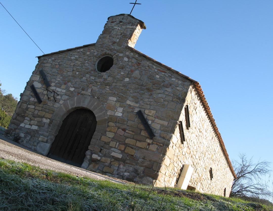 Foto del 10 de junio de 2016 15:20, Chapelle Saint-Privas, 13790 Rousset, Francia