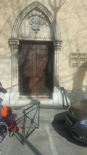 Photo du 1 mars 2017 13:15, chapelle notre dame, 11 Cours Gambetta, 13100 Aix-en-Provence, France
