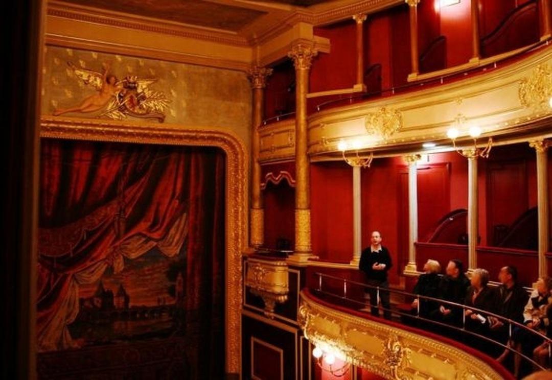 Photo of the February 5, 2016 6:56 PM, Théâtre Blossac, 80 Boulevard de Blossac, 86100 Châtellerault, France