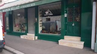 Photo of the June 17, 2017 7:59 PM, chaussures vêtements Billat, 10 Rue du Bourg Voisin, 21140 Semur-en-Auxois, France