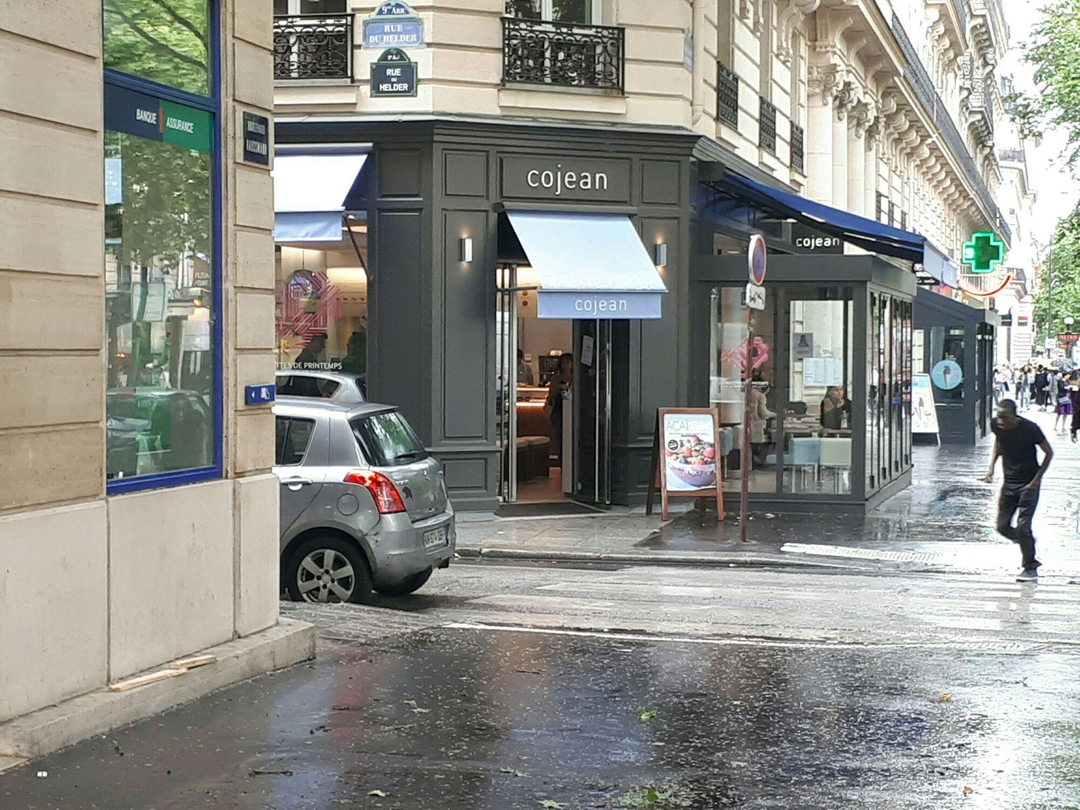 Photo of the June 6, 2017 1:50 PM, Cojean Haussmann, 17 Boulevard Haussmann, 75009 Paris, France