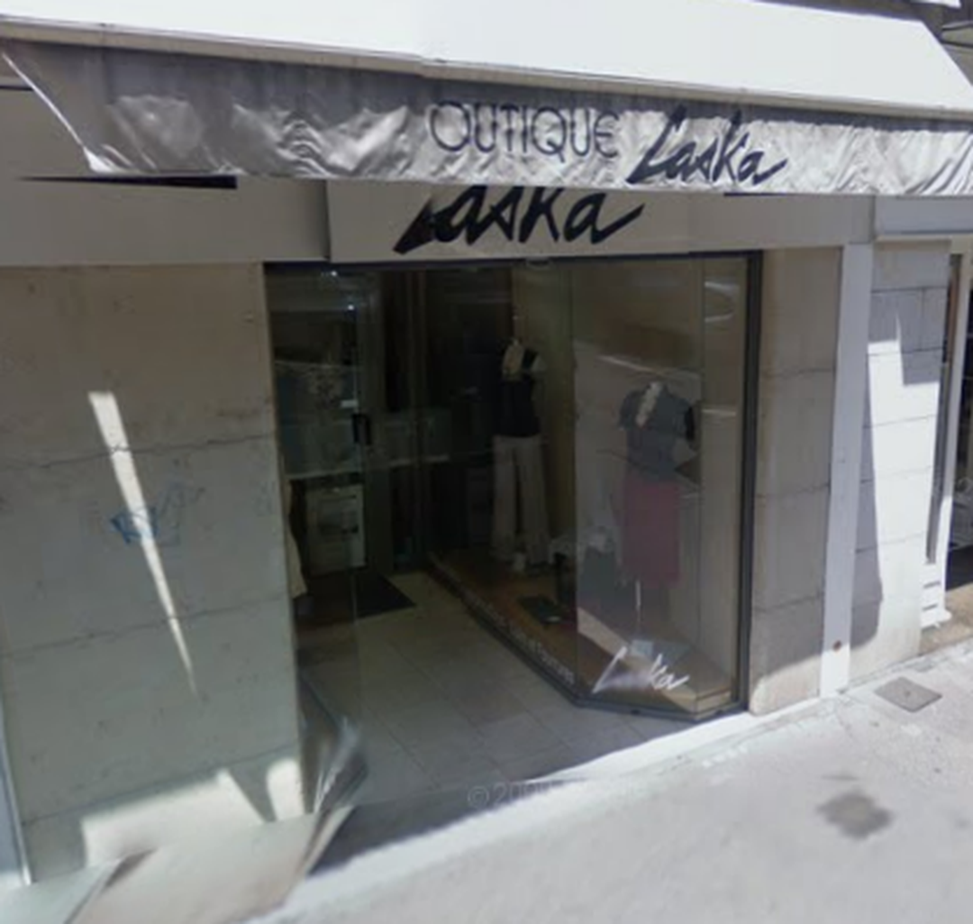 Clothing Store - Laska Fourrures , Annecy