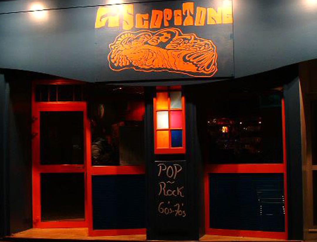 Bar - Le Scopitone , Rouen