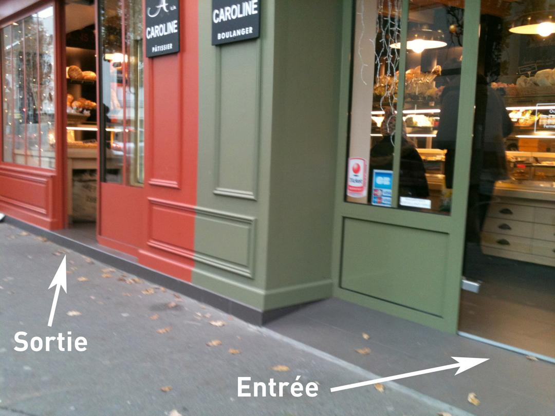Photo of the February 5, 2016 6:51 PM, A La Caroline, 90 Boulevard Robert Schuman, 44300 Nantes, France